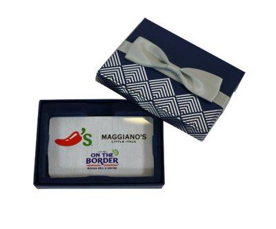Brinker Gift Card In A Box