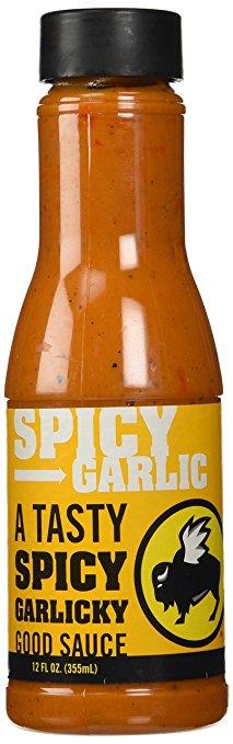 Buffalo Wild Wings Sauce (Spicy Garlic)