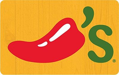 Chili's Grill & Bar Gift Cards – E-mail Delivery