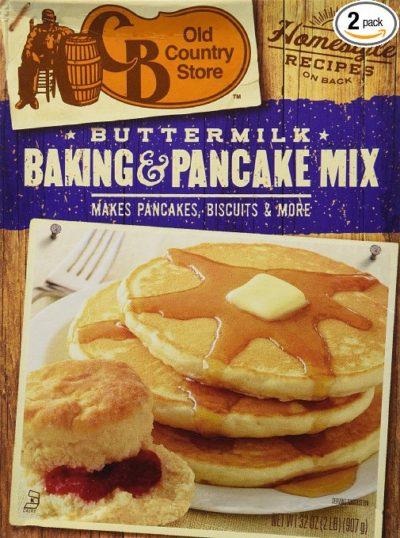 Cracker Barrel Buttermilk Baking & Pancake Mix – 32 Oz (2-Packs)