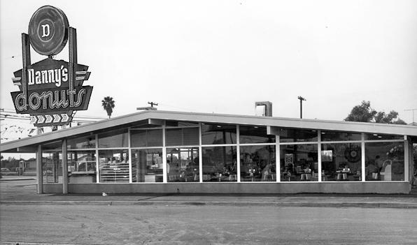First Denny's Restaurant