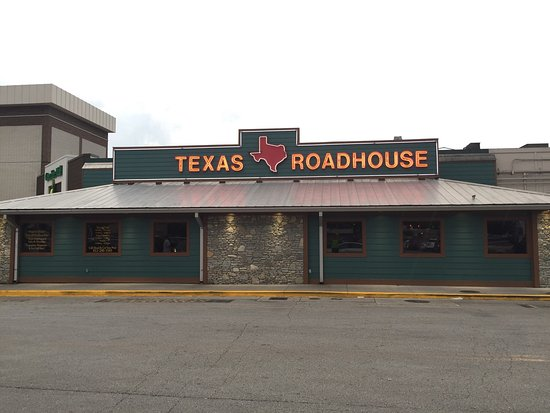 First Texas Roadhouse Restaurant Back of the Menu