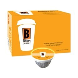 Biggby Coffee French Roast – Organic 1 box (12 pods)