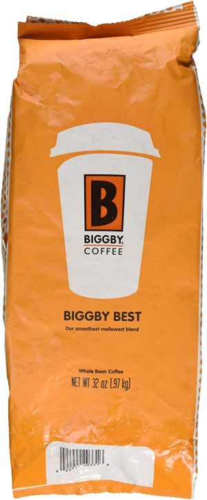 Biggbys Biggby Best 32 Oz Bag, Whole Bean, Smooth Mellow Blend