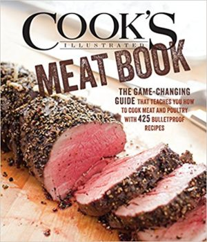 Cook's Illustrated Meat Book