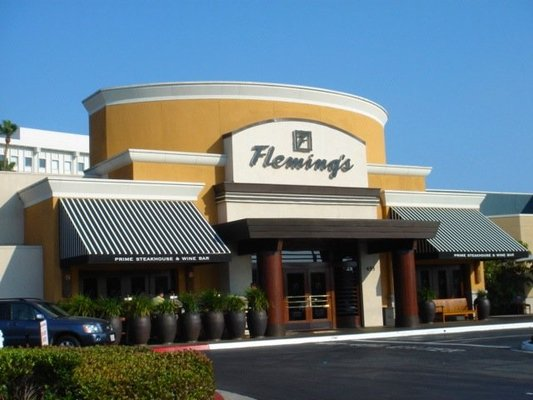 First Fleming's Steakhouse