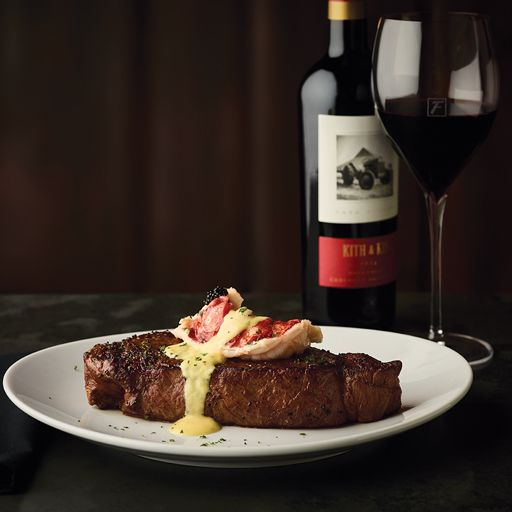 Menu Items at Fleming's Steakhouse