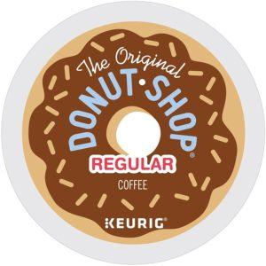 The Original Donut Shop,Regular Medium Roast Coffee, 72