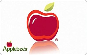 Applebee's Gift Cards – E-mail Delivery