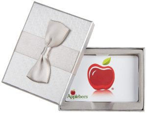 Applebee's Gift Cards – In a Gift Box