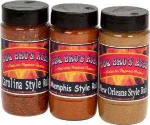 BBQ BROS RUBS {Southern Style}