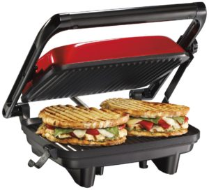 Hamilton Beach 25462Z Panini Press Gourmet Sandwich