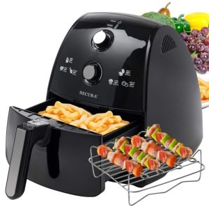 Secura Electric Hot Air Fryer Extra Large