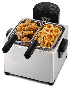 T-fal FR3900 Triple Basket Deep Fryer