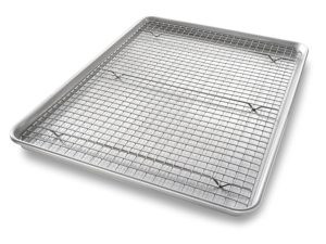 USA Pan Bakeware Extra Large Sheet Baking Pan