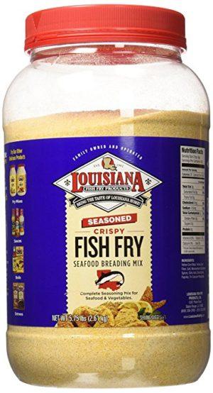 Louisiana Fish Fry Breading Mix