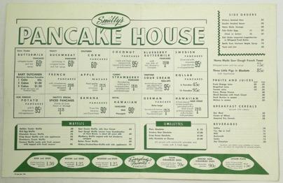 Perkins Restaurant & Bakery | Back of